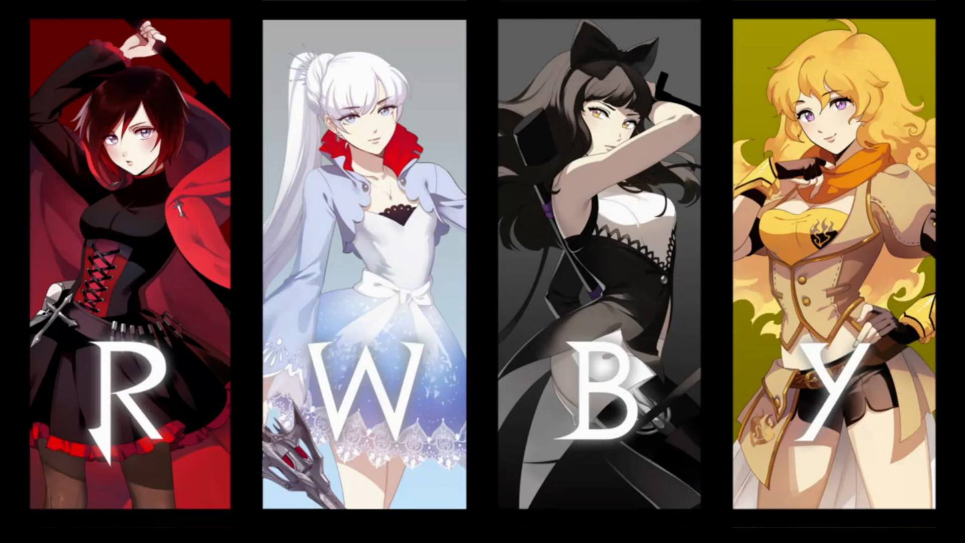 Blurryphoenix's First Impressions of RWBY feat. D10 Chick