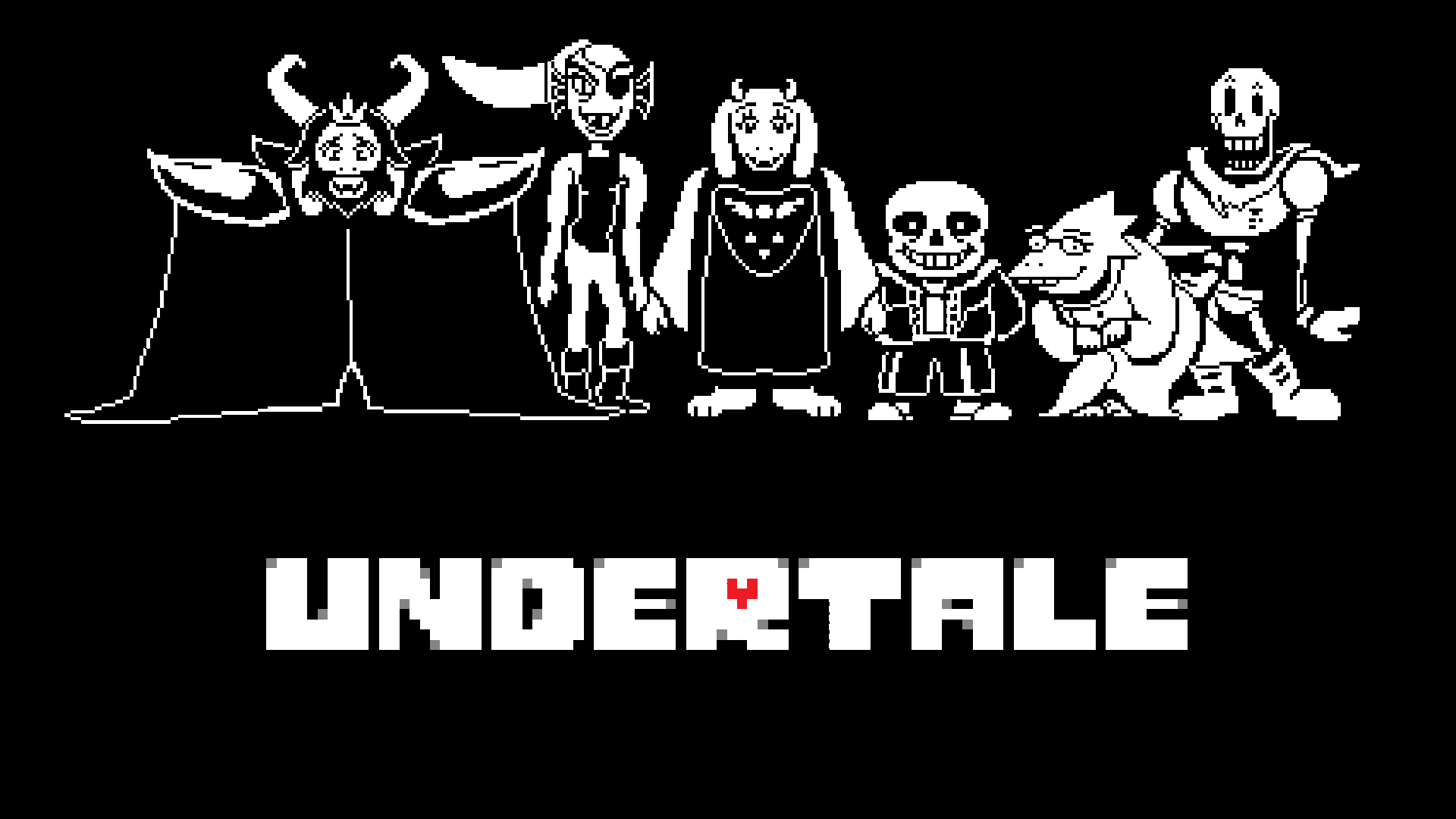 Weekly Video Game Track: Undertale Genocide ONLY Boss Music