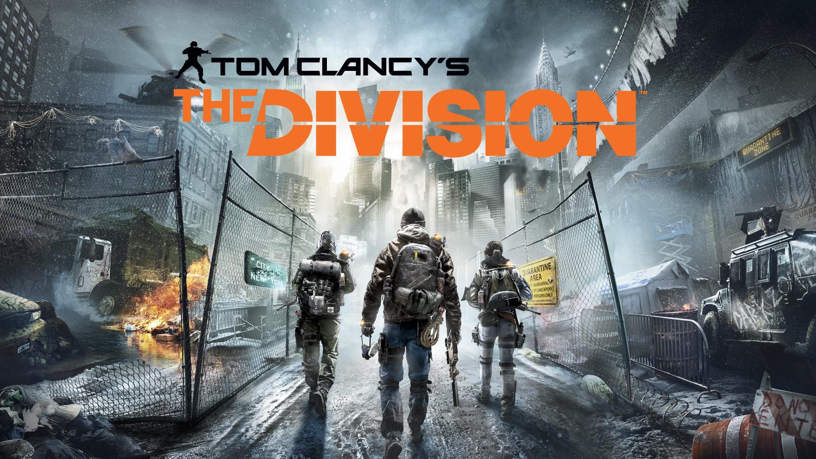 BlurryPhoenix Reviews: The Division