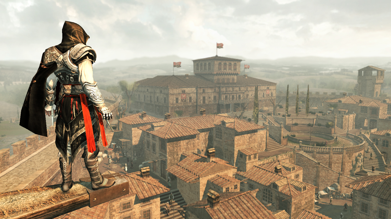 Weekly Video Game Track: Venice Rooftops