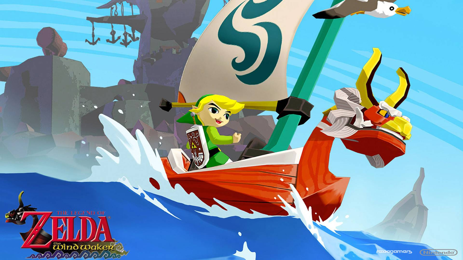 Weekly Video Game Track: Wind Waker Ocean Theme