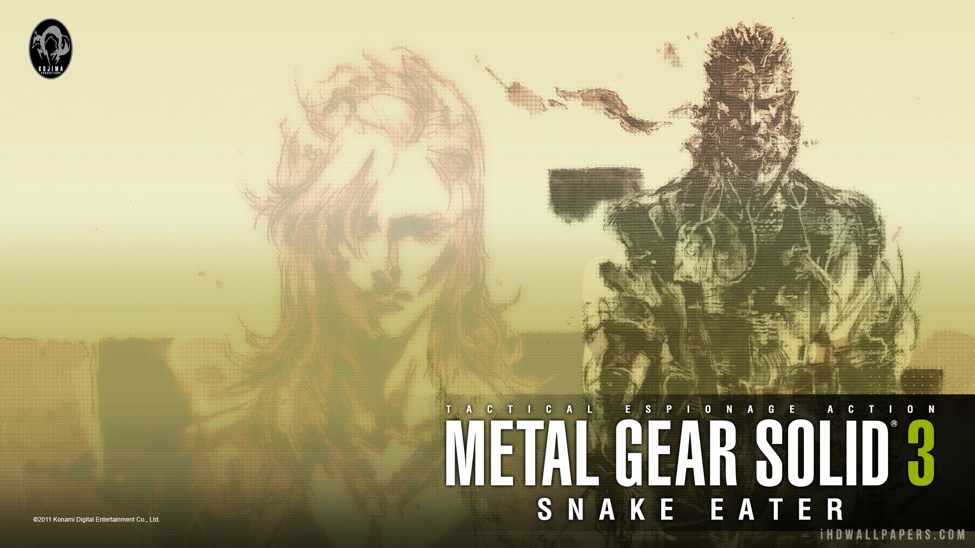 Weekly Video Game Track: Snake Eater (Live)