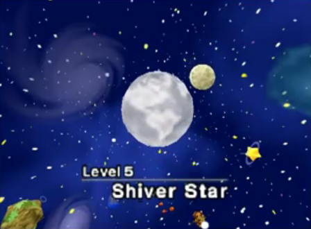 Weekly Video Game Track: Shiver Star