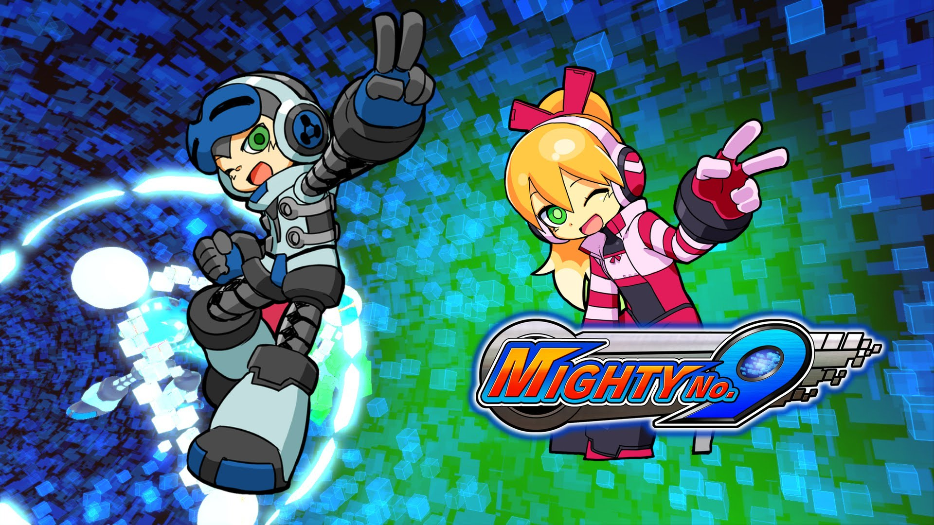 Weekly Video Game Track: Mighty No. 9 Theme