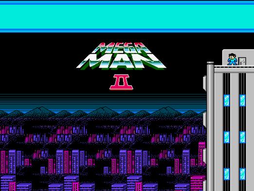 Weekly Video Game Track: Megaman II Theme (Remix)