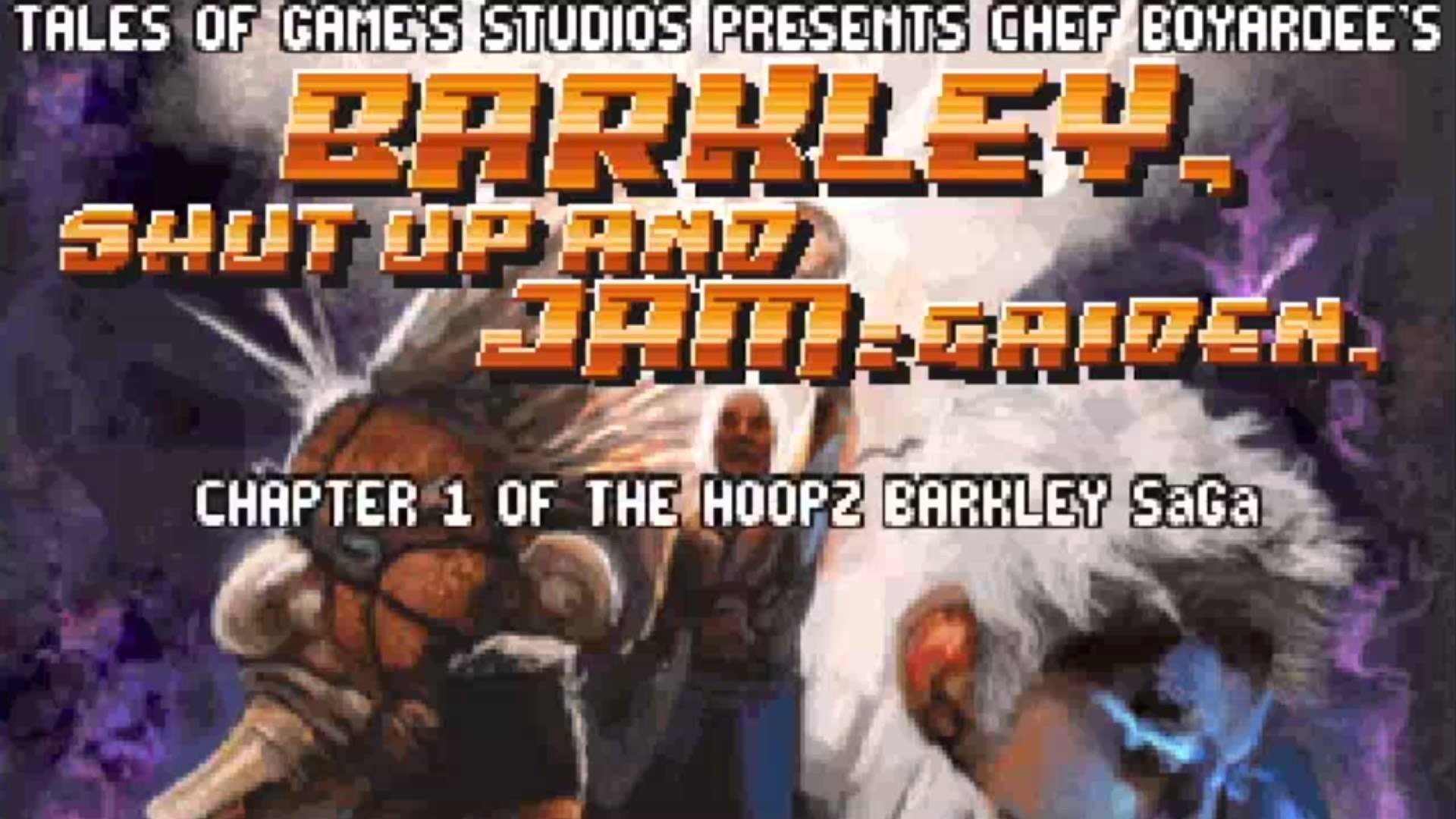 Weekly Video Game Track: Barkley Shut Up and Jam Gaiden Theme
