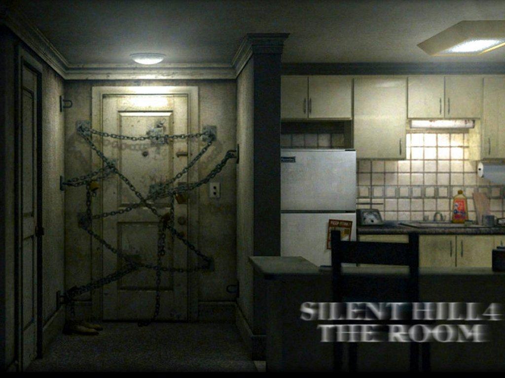 Weekly Video Game Track: Room of Angel