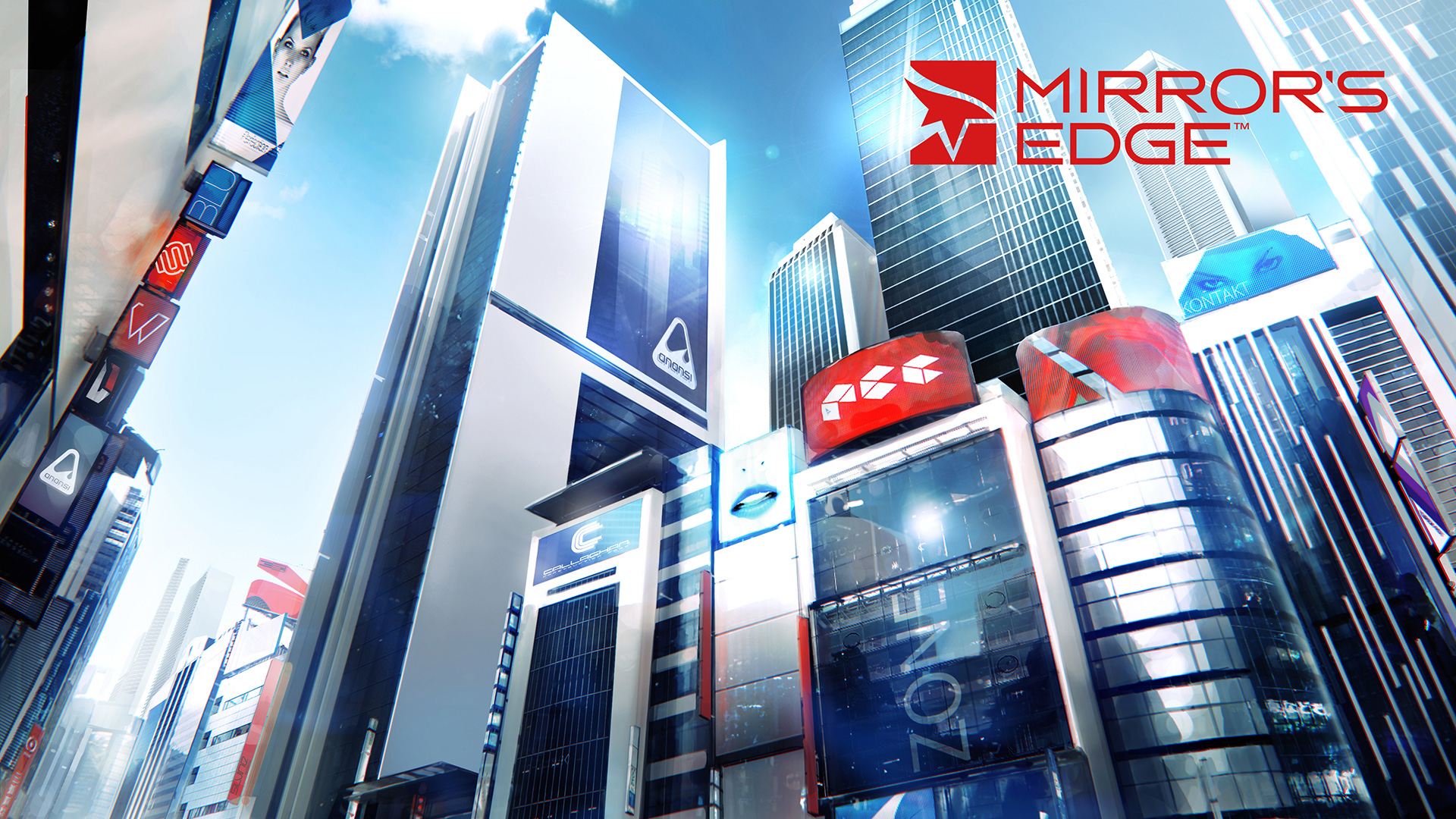 Weekly Video Game Track: Still Alive – Mirror's Edge