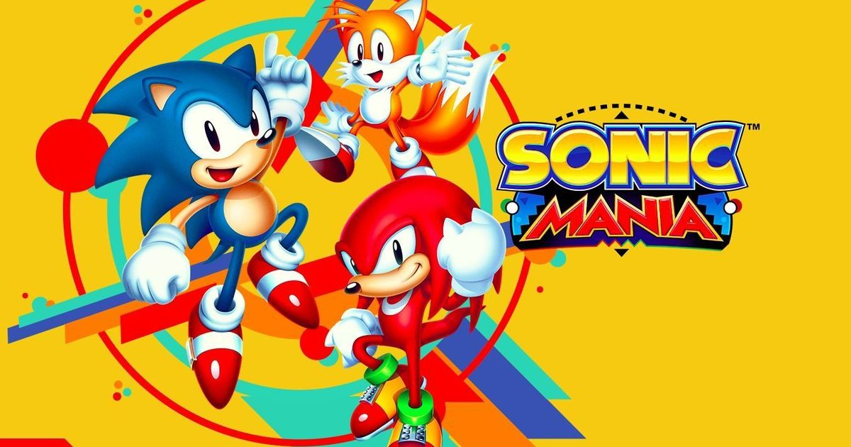 Weekly Video Game Track: Friends (Sonic Mania Opening Animation)