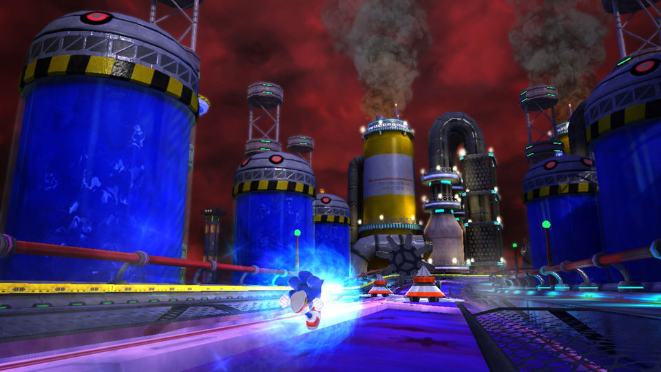Weekly Video Game Track: Chemical Plant Zone (Modern Version)