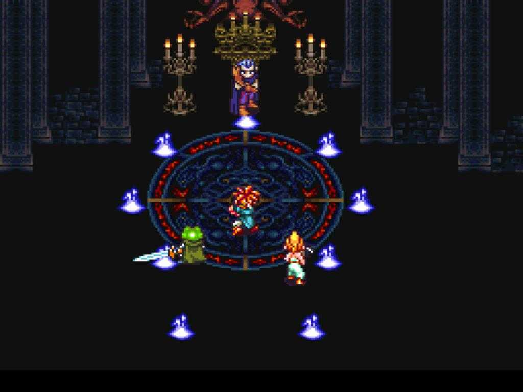 Weekly Video Game Track: Magus' Theme