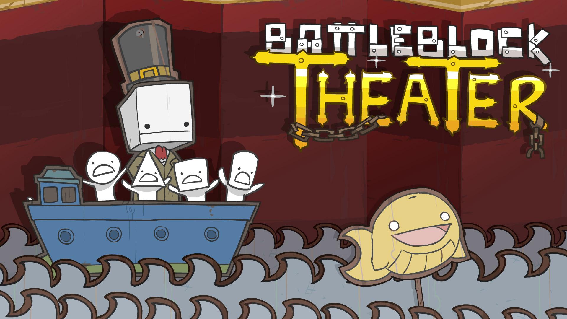 Weekly Video Game Track: Battleblock Theater Secret Level