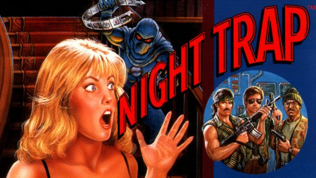 Weekly Video Game Track: Night Trap Theme