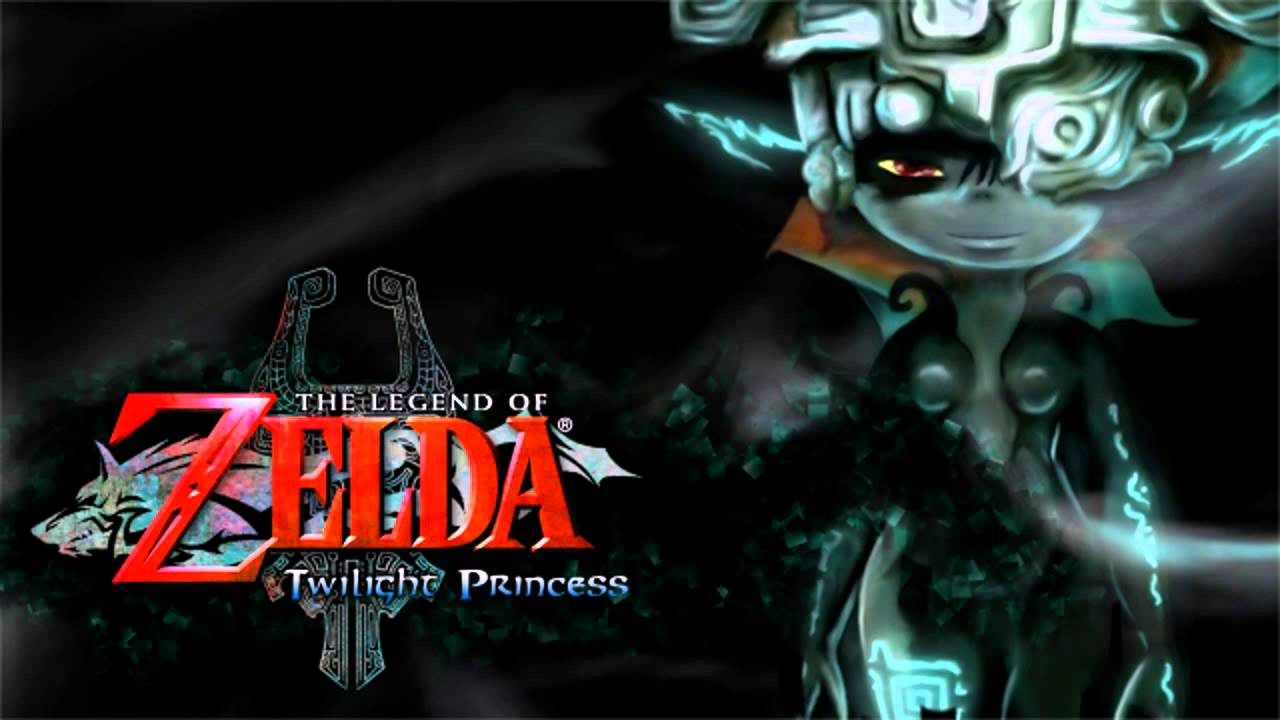 Weekly Video Game Track: Midna's Lament