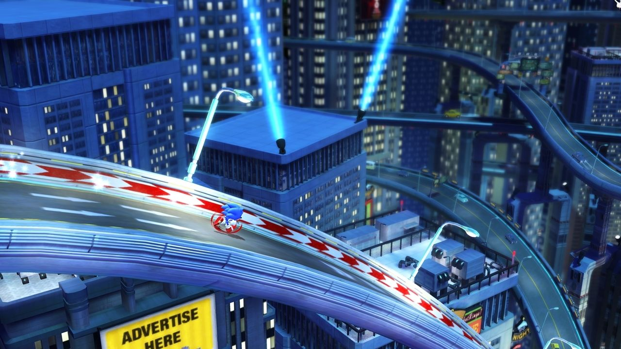 Weekly Video Game Track: Speed Highway (Classic)