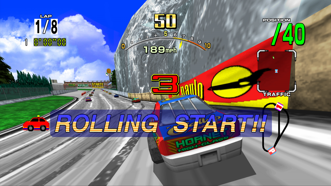 Weekly Video Game Track: Rolling Start!
