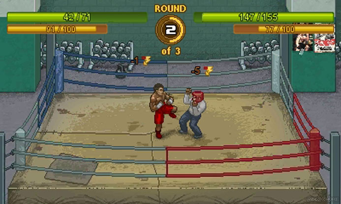 Weekly Video Game Track: Punch Club Theme