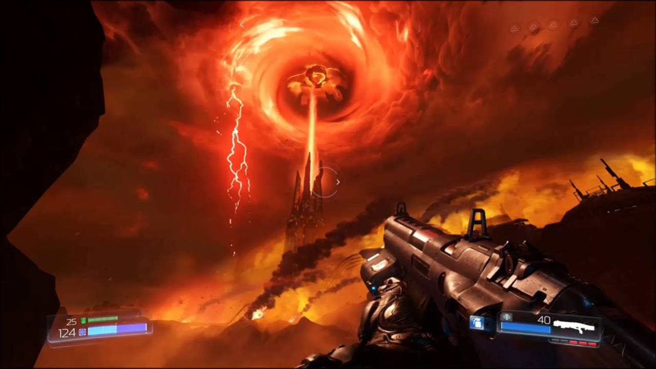 Weekly Video Game Track: Hell on Mars
