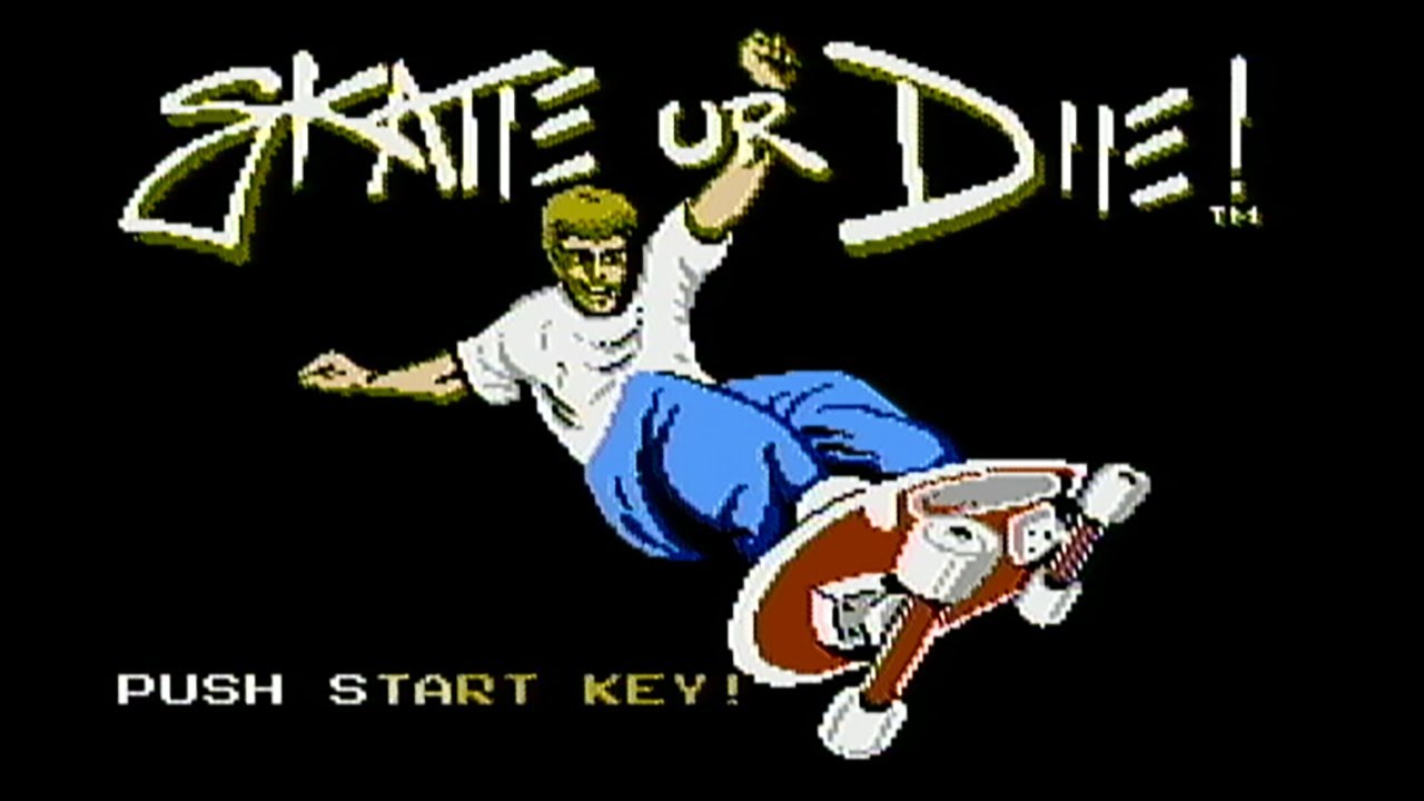 Weekly Video Game Track: Skate or Die Remix