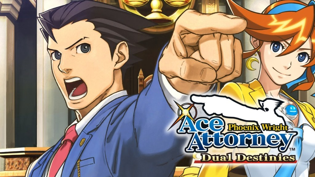 Weekly Video Game Track: Objection! – Ace Attorney Dual Destinies