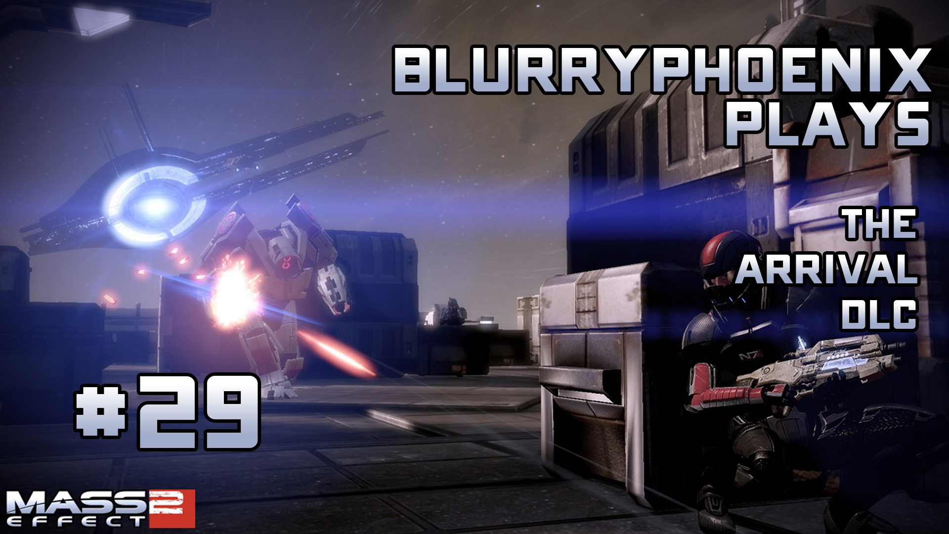 BlurryPhoenix Streams: Mass Effect 2 (Pt. 29)