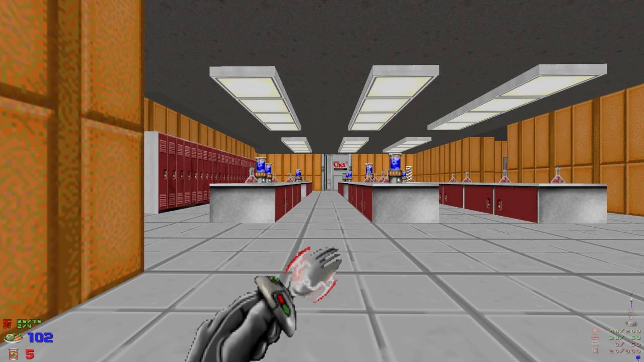 Weekly Video Game Track: Laboratory