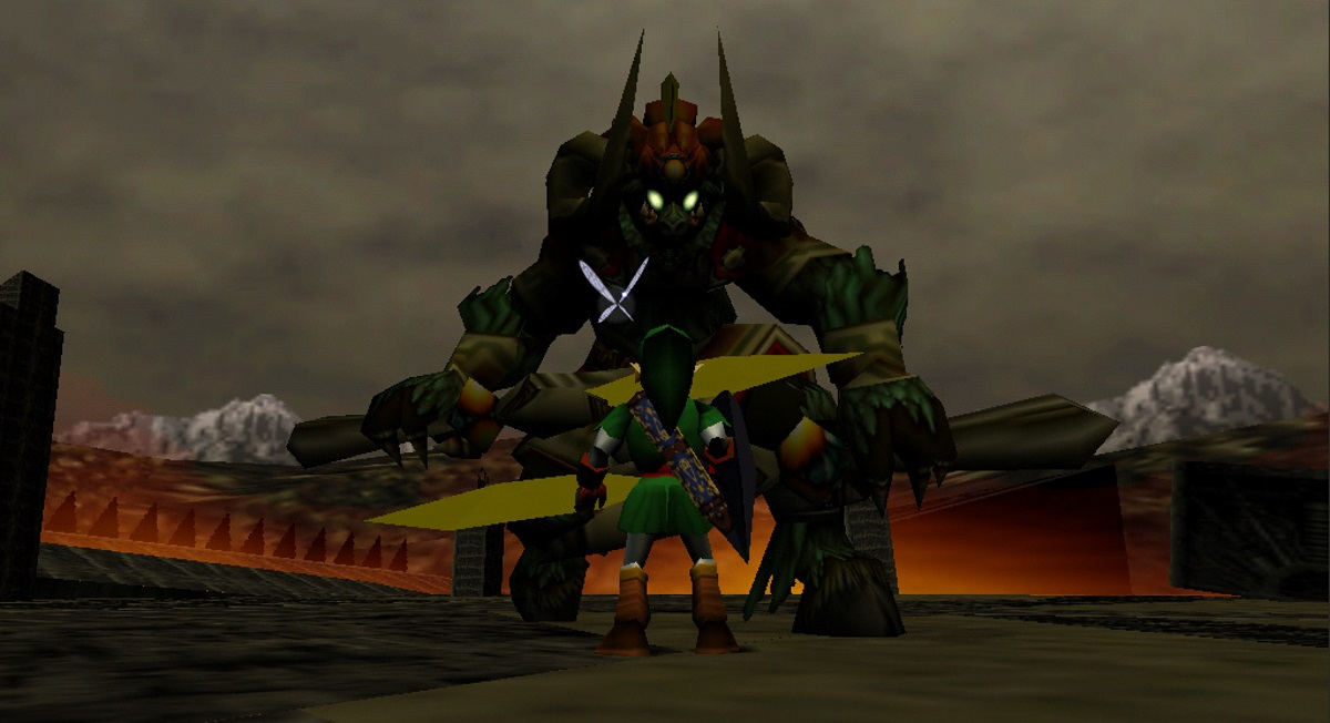 Weekly Video Game Track: Final Battle Against Ganon