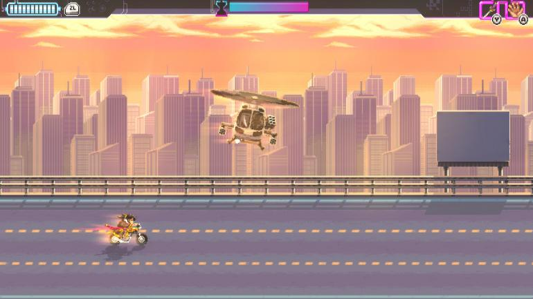 Weekly Video Game Track: Driving Force: Neon Fog