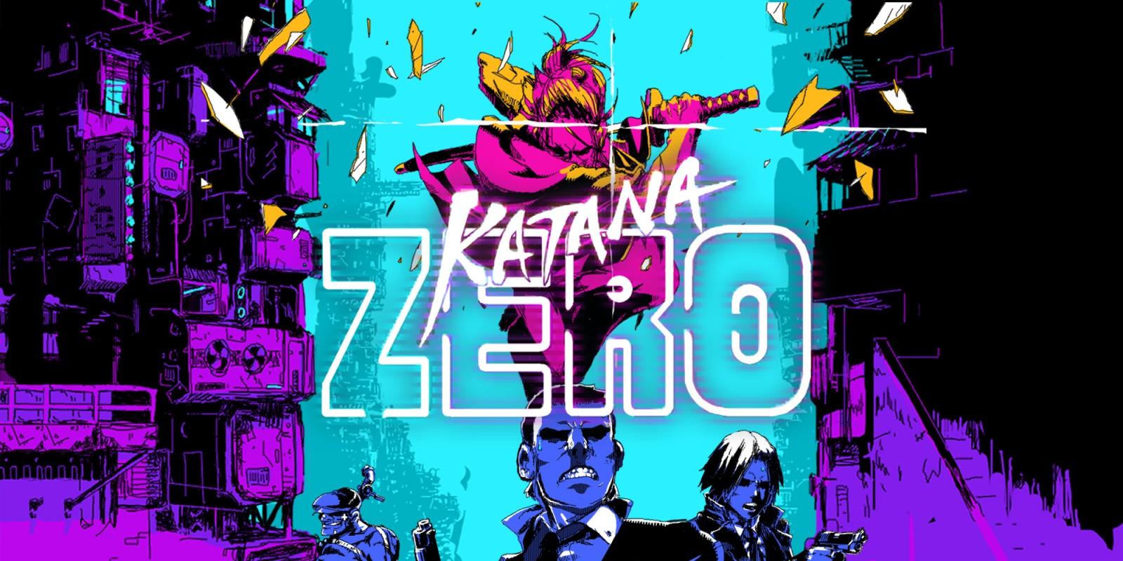 Weekly Video Game Track: Katana ZERO