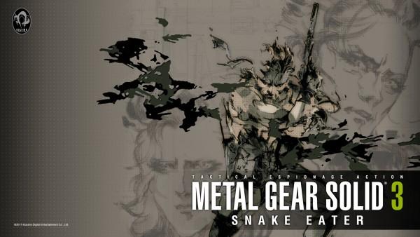 BlurryPhoenix Reflects: Metal Gear Solid 3 – Snake Eater