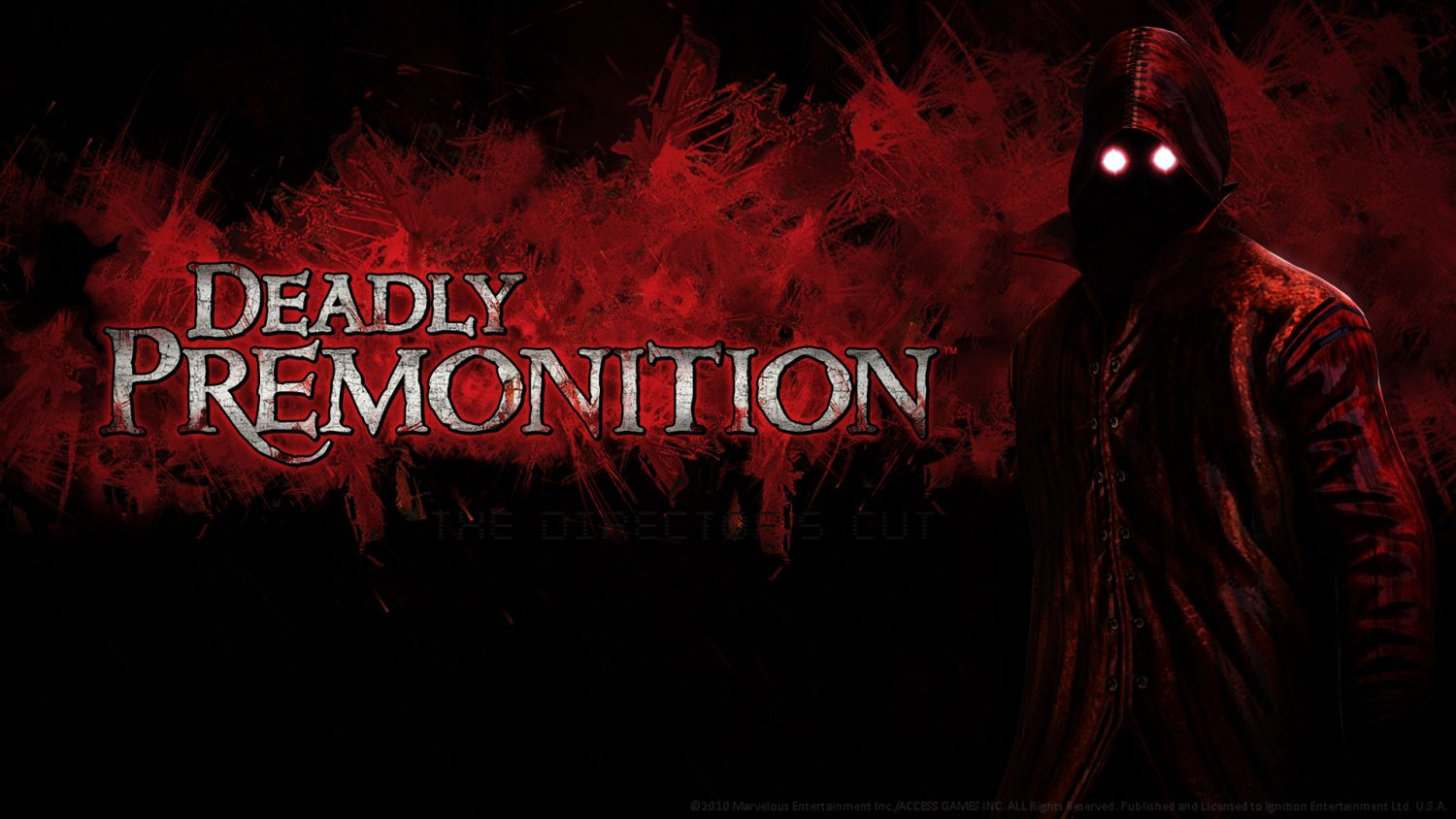 BlurryPhoenix Reflects: Deadly Premonition