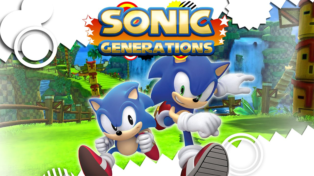 BlurryPhoenix Reflects: Sonic Generations