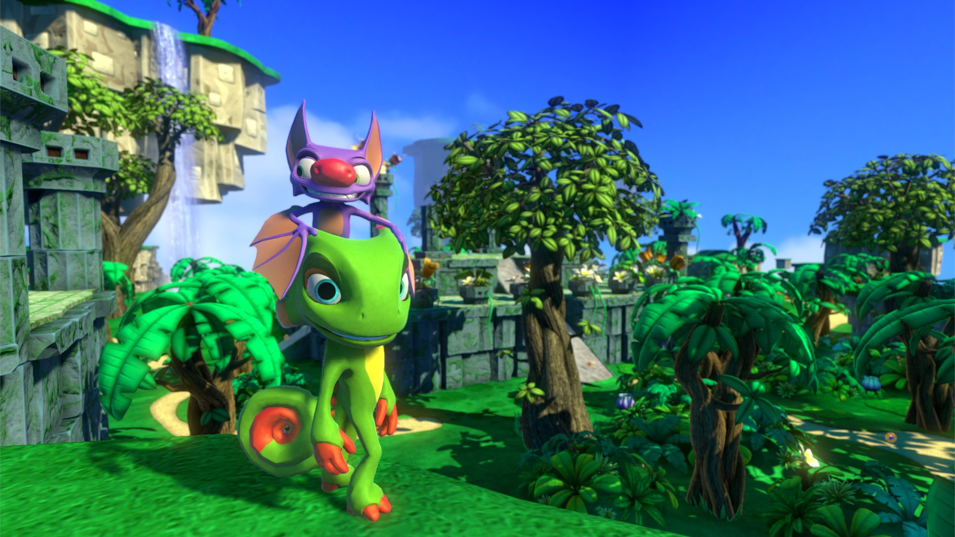BlurryPhoenix Reflects: Yooka-Laylee