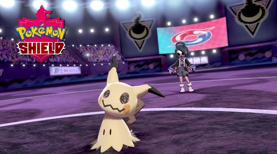 Weekly Video Game Track: Pokemon Sword/Shield Gym Leader