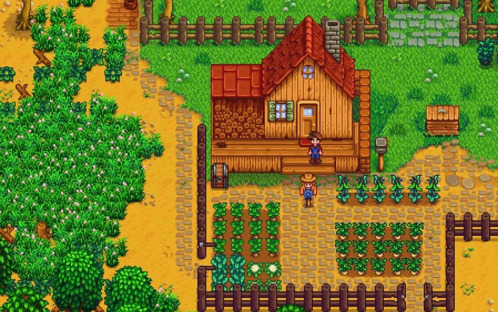 Weekly Video Game Track: Spring (Wild Horseradish Jam)