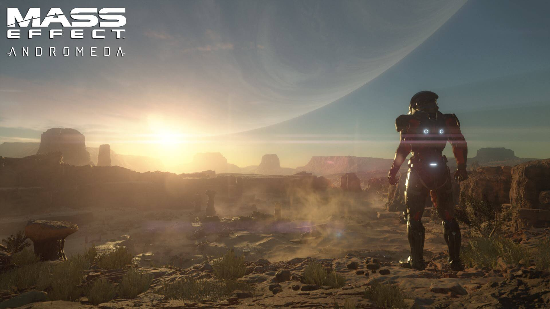 BlurryPhoenix Reflects: Mass Effect Andromeda