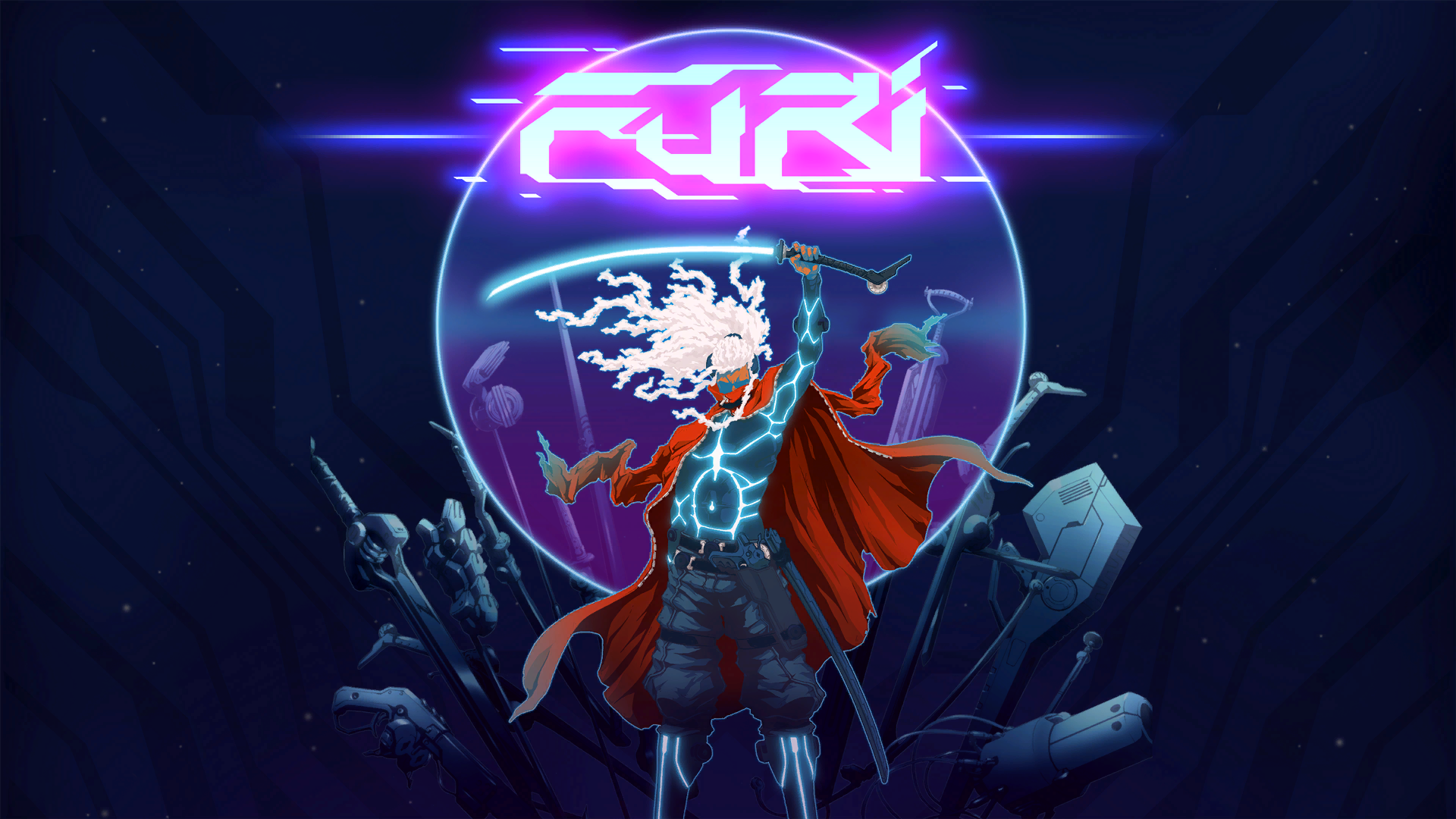 BlurryPhoenix Reflects: Furi