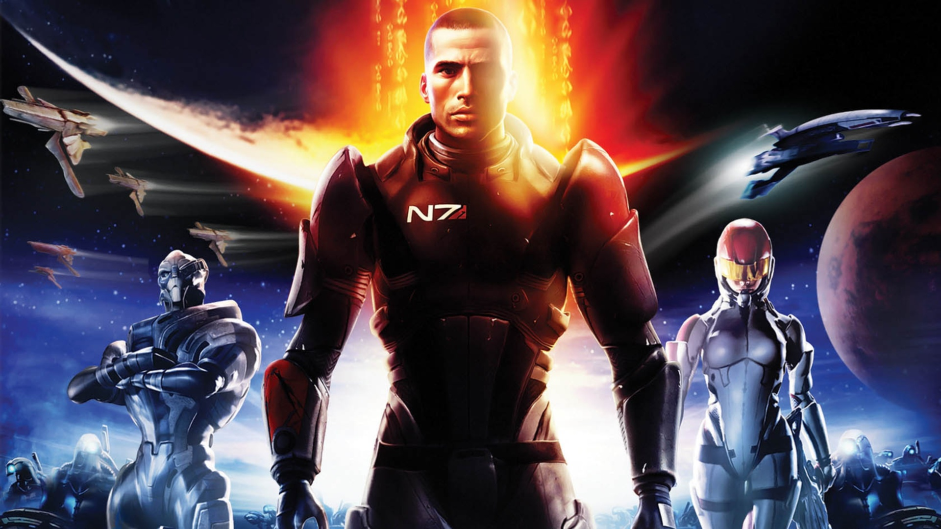 BlurryPhoenix Reflects: Mass Effect