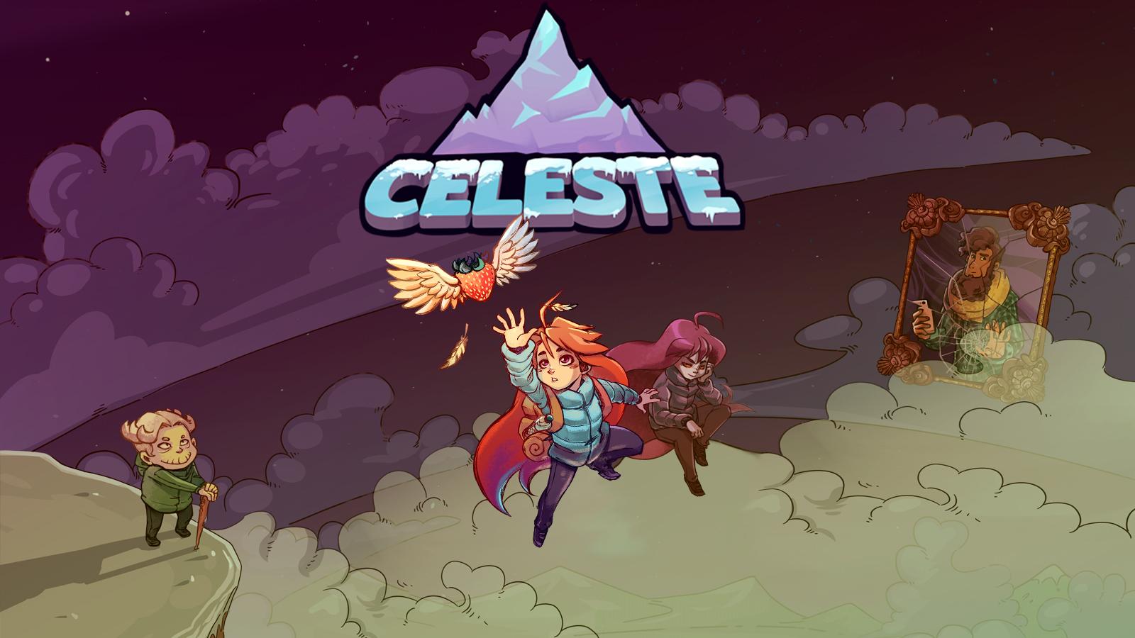 BlurryPhoenix Reflects: Celeste