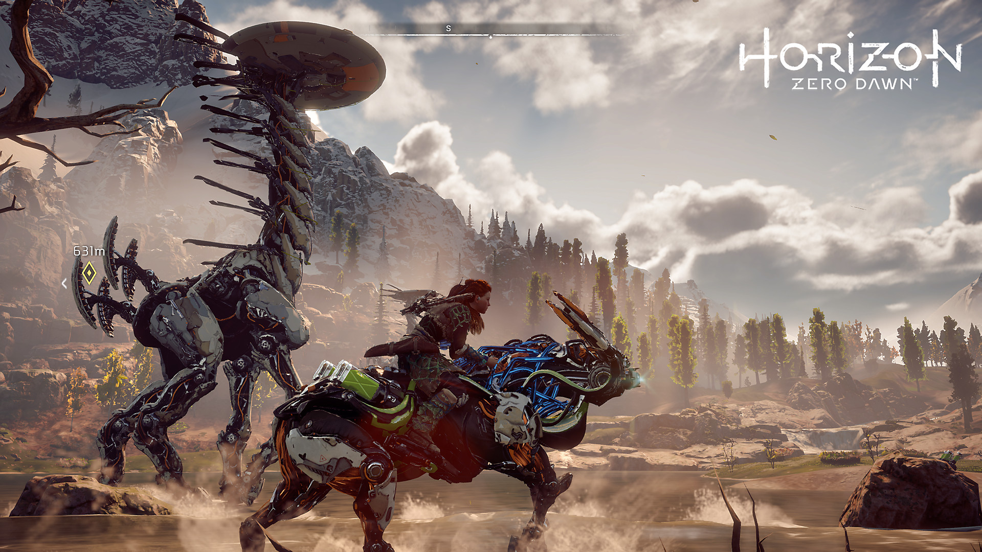 BlurryPhoenix Reflects: Horizon Zero Dawn