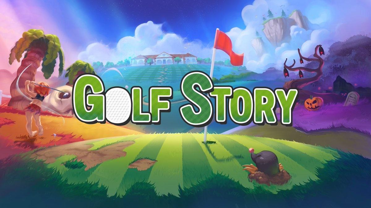 BlurryPhoenix Reflects: Golf Story