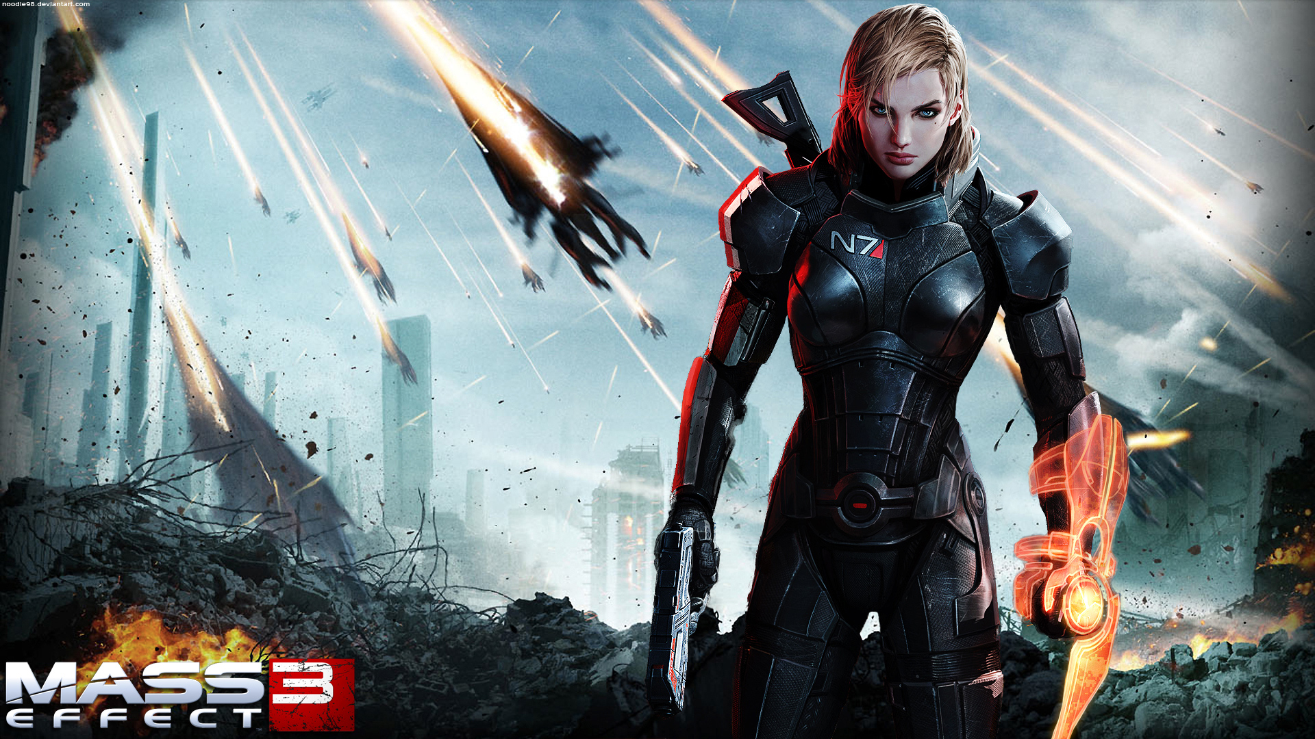 BlurryPhoenix Reflects: Mass Effect 3