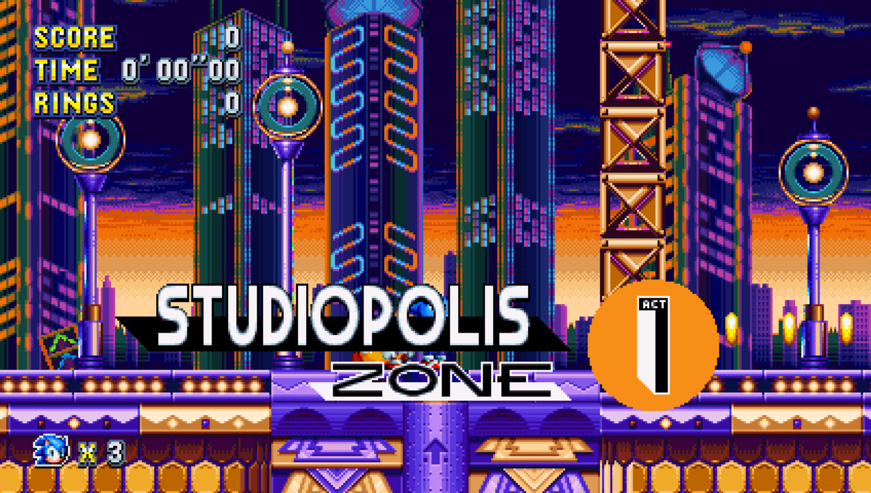 Weekly Video Game Track: Studiopolis Act 1