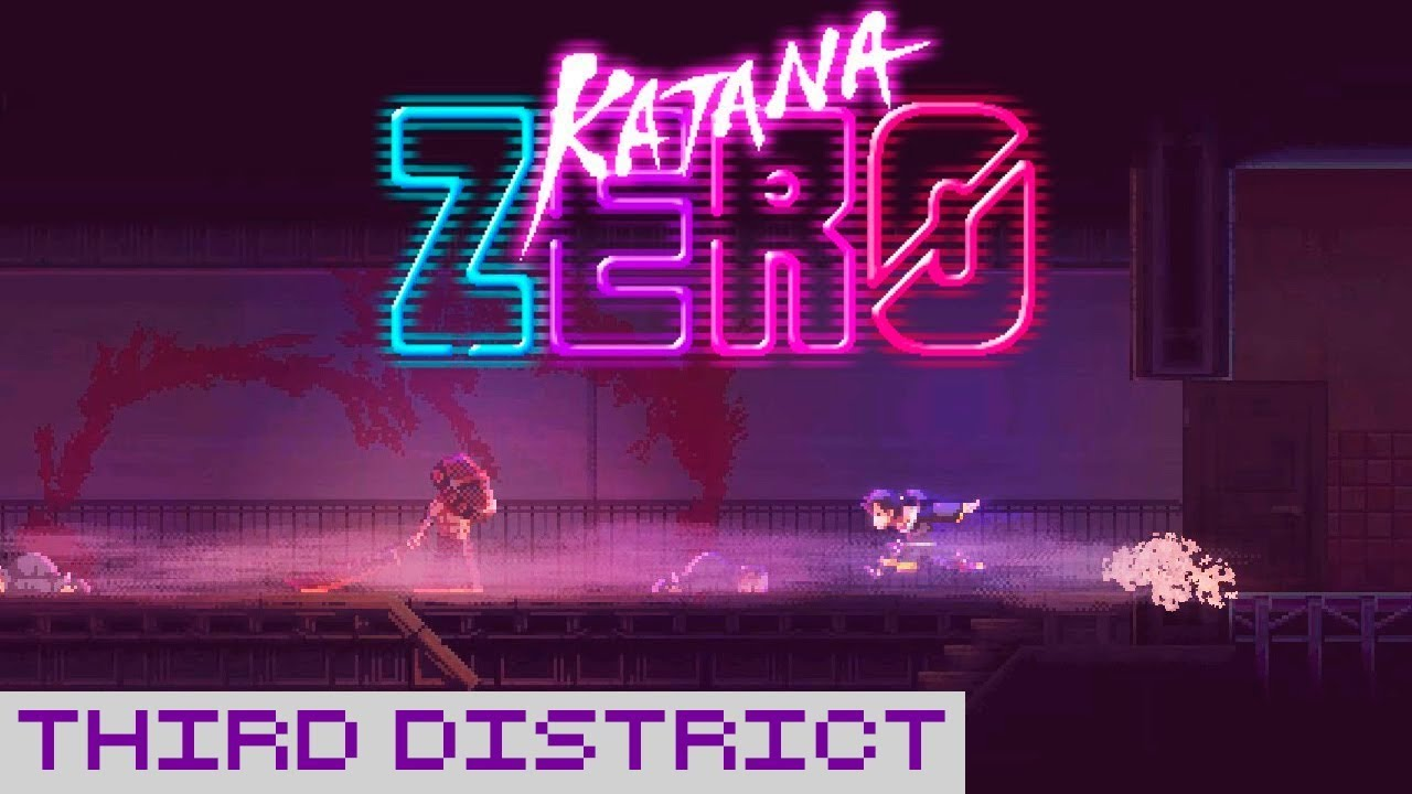 Weekly Video Game Track: Third District