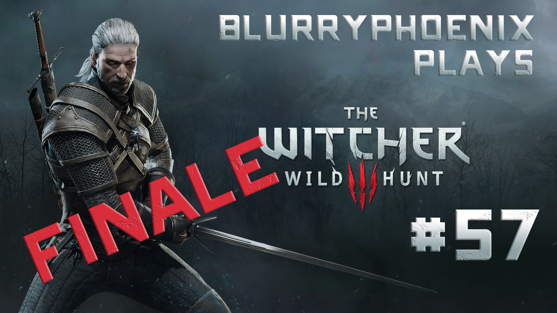 BlurryPhoenix Streams: The Witcher 3 – Wild Hunt (Pt. 57)
