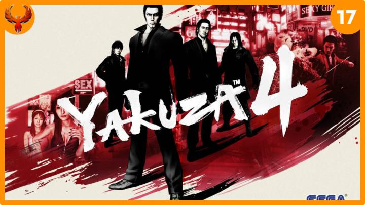 BlurryPhoenix Streams: Yakuza 4 (pt. 17)