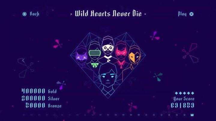 Weekly Video Game Track: Wild Hearts Never Die