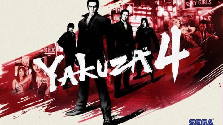 BlurryPhoenix Reflects: Yakuza 4 Remastered