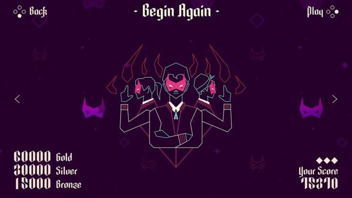 Weekly Video Game Track: Begin Again
