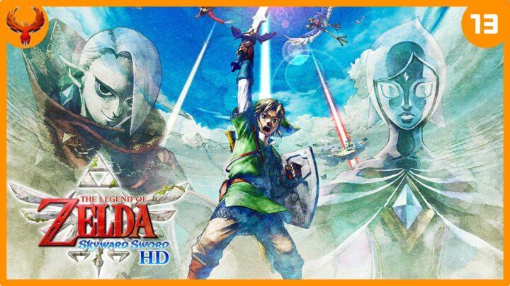 BlurryPhoenix Streams: Legend of Zelda – Skyward Sword HD (pt. 13)